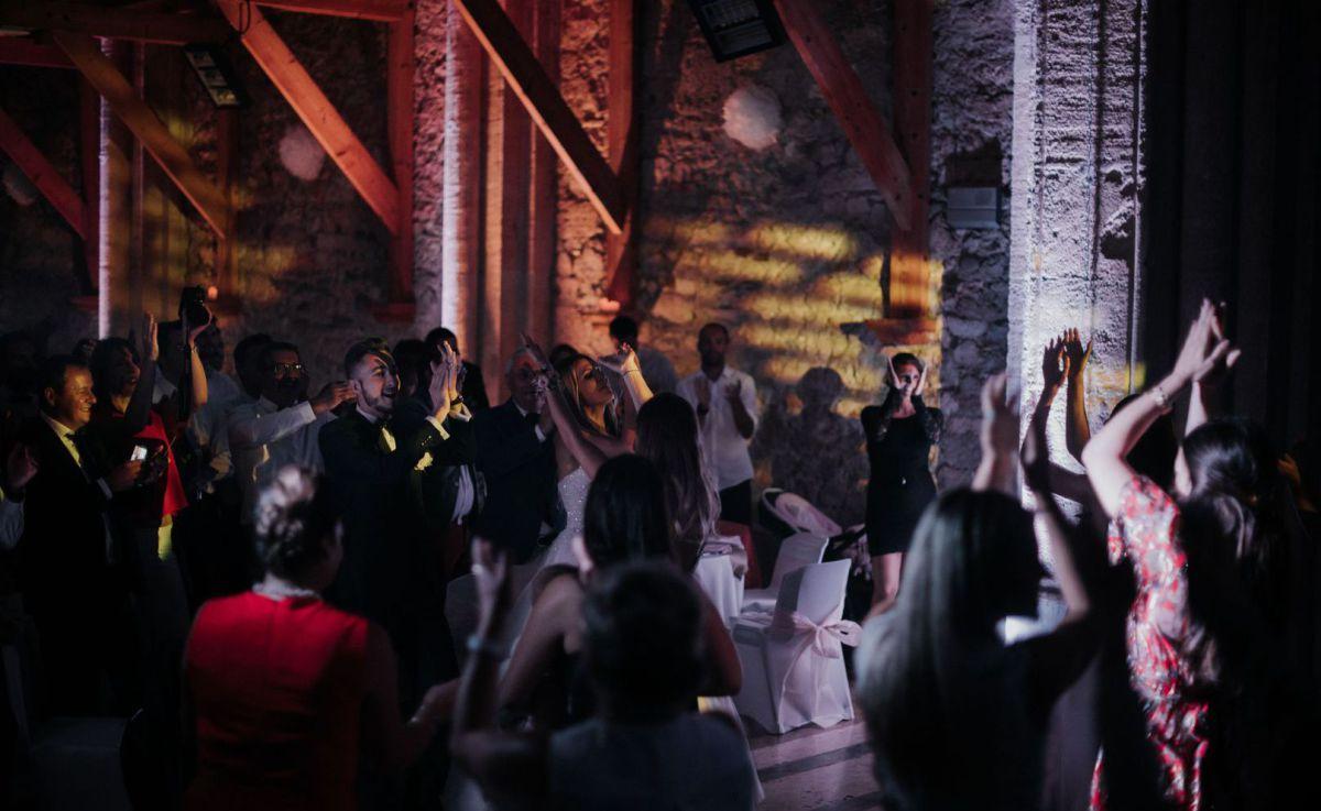 Mariage Chapelle de La Grande Fabrique - Dancefloor