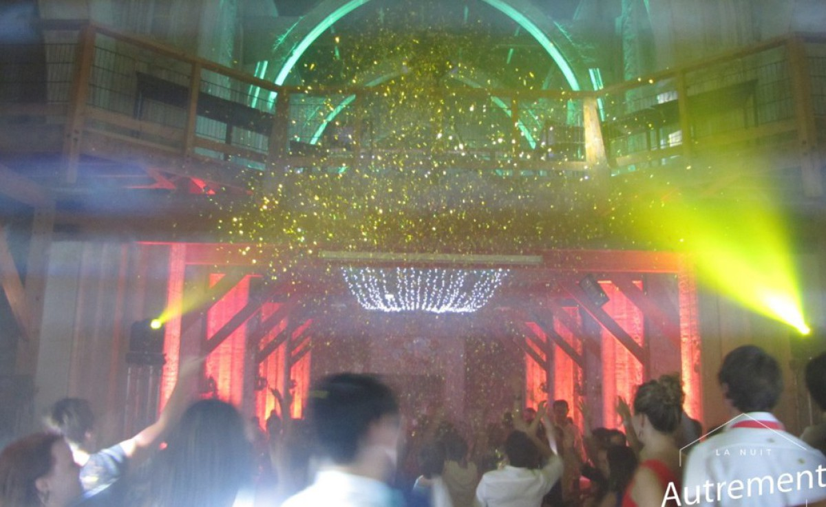 Mariage Chapelle de La Grande Fabrique - Fontaine de champagne