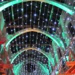 Mariage - Chapelle de La Grande Fabrique - Renage - Plafond de Led