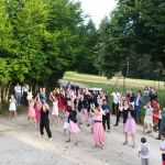 Mariage - Château Du Rocher - Roybon - Flashmob