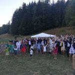 Mariage- La Grange Aux Fées - Flashmob