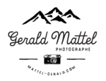 Logo Gérald Mattel Photographe