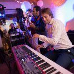 Mariage Concert Live Vs Mix Dj - Clavier